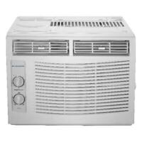 Air Conditioner Unit 5000 BTU With Window Kit Home Cooling Compact Cold Easy