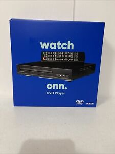 ONN DVD Player HDMI