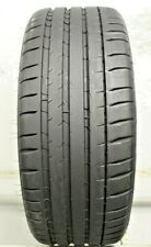 New Listingone Used 22540zr19 2254019 Michelin Pilot Sport 4s 832 S395