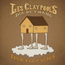 Les Claypool's Duo De Twang - Four Foot Shack (NEW CD)