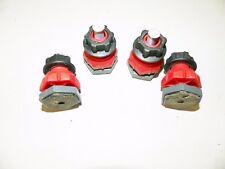 Füße Standfüße für Privileg 80 545 TURBO Wasch Waschmaschine
