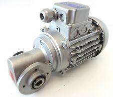 Schneckengetriebe RGM SN 3 BFHG Getriebemotor Worm Gear Motor 3~ 272U/min 0,18kW