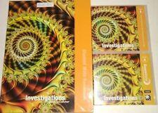Grade 4 Investigations Math Curriculum +Teacher Tests CDs 4th Homeschool Bundle