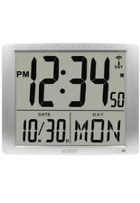 La Crosse Technology Jumbo Time Display Atomic Digital Wall Clock(515-1316)