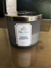 Bath And Body Works French Baguette 3 Wick Candle