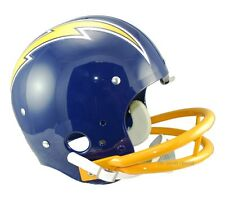 SAN DIEGO CHARGERS 74-87 TK THROWBACK FULL SIZE FOOTBALL HELMET