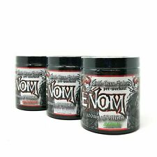 Anti-Hero Venom Pre-Workout (30 Servings) Choose Flavor - FREE SHIPPING !!!