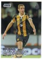 2016-17 Topps Stadium Club Premier League Logo Foil #78 Michael Dawson