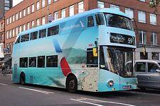 New bus for London - Borismaster LT319 6x4 Quality Bus Photo
