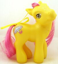 My Little Pony Merriweather Sparkle Friendship Ball Glitter Umbrella VGC MLP G3