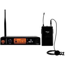 Nady Digital Wireless Microphone System (Digital LT LM-14/O Lapel Microphone)