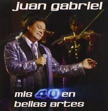 Juan Gabriel - Mis 40 en Bellas Artes [New CD]