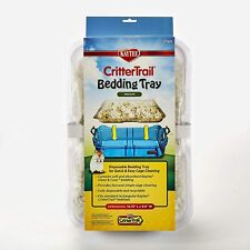 New listing Kaytee CritterTrail Small Animal Habitat Bedding Trays, Clean Cozy Bed