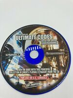 Sony PlayStation 2 PS2 Disc Only Ultimate Codes Need for Speed Underground 2