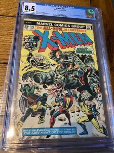 Uncanny X-Men #96 CGC 8.5 1975