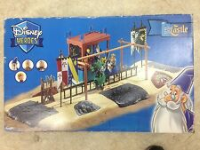 Disney Heroes Castle The Sword in the Stone Arena of Knights Famosa new