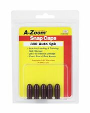 A-Zoom 380 Auto Precision Snap Caps (5 Pack)