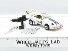 Jazz * 100% Complete 1985 Hasbro Vintage G1 Transformers Porsche Action Figure