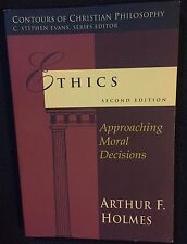 Ethics (2nd Edition) - Holmes  Arthur F-  BOOK NEW (paperback)