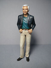 Ralph Lauren 1/18 Unpainted Figure Made By Vroom Scale Figure