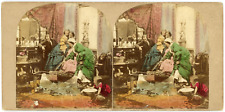 "Stereo, Angleterre, Terrific Accident, ""Bursting of old Mrs.Twaddle's aqua"