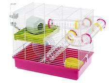 Heritage HL-1 Hamster Cage Animal Play House Gerbil Mouse Cages Exercise Tubes