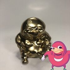 """Small Gold uganda knuckles The Whey Figure 2"""" 5cm"""