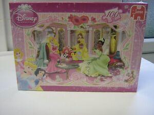 Jigsaw Puzzle 100 Piece Disney Princess new