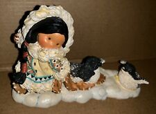 Friends of the Feather Enesco 1998 - Friends Every Step of the Way -Figurine