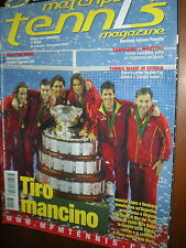 MatchPoint Tennis.SPAGNA,FEDERICO LUZZI,VENUS WILLIAMS,ANA IVANOVIC,iii