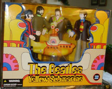 2004 MCFARLANE BEATLES YELLOW SUBMARINE BOXED SET NM Very Hard To Find