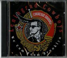 LENINGRAD COWBOYS : CD - WE CUM FROM BROOKLY - NEU