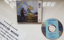 "DEPECHE MODE ""CONSTRUCTION TIME AGAIN"" EARLY GERMAN CD WITH SPANISH PROMO INSERT"