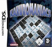 Kakuromaniacs Nintendo DS Halifax