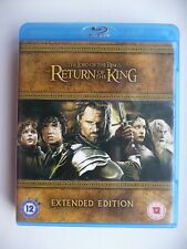 Lord Of The Rings: Return Of The King (Blu-ray 2011, 5-Disc Extended Edition)