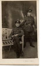 """Sergeants,Studio Photograph"" by The British Studios, Norwich, RP/PC"