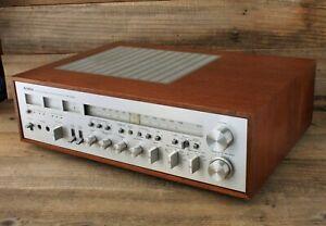 Vintage Yamaha Natural Sound Receiver CR-2020