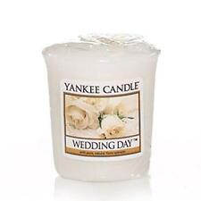 Yankee Candle Wedding Day Votive / Sampler  FREE P&P