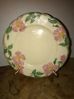"1 Vintage Franciscan Desert Rose Dinner Plate 10.5"" Earthenware USA"