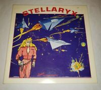 Commodore AMIGA 100% Complete STELLARYX Laser Gamesmanship 1988 MINT vincent lee