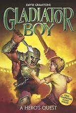A Hero's Quest #1 (Gladiator Boy), Grimstone, David, Good Book