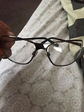 Tomcat Safety Glasses, Gun Metal Frame, Clear Lens
