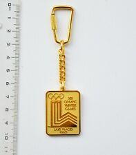 1980 Lake Placid Winter Olympics games-keychain