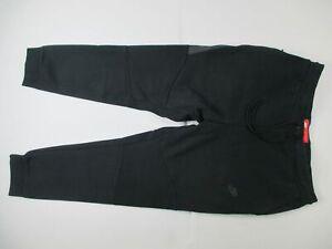 Nike Sweatpants Men's Black Cotton NEW 2XL