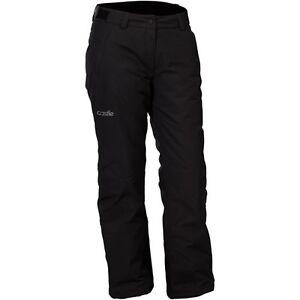 Castle X Womens Bliss Pant Black size XL short