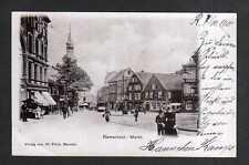 112282 AK Remscheid Markt 1900 Kirche