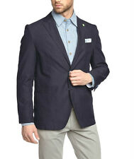 Calamar Men's Blue Smart Traveller Textured Blazer Jacket - UK 40R - Box6469 C