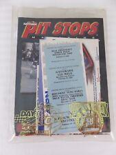 NASCAR 1998 Daytona 500 Program and Information Packet Dale Earnhardt Winner