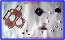 Ford fiesta, Escort, Morgan, 1,6, Weber 32/34 DFT, rep. kit