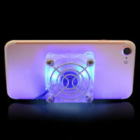 Cell Phone Cooler Cooling Fan Radiator Fan for iPhone Samsung Huawei HTC LG